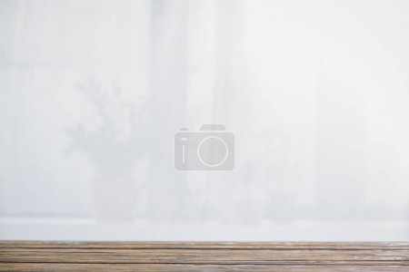 wooden textured surface on white background with copy space