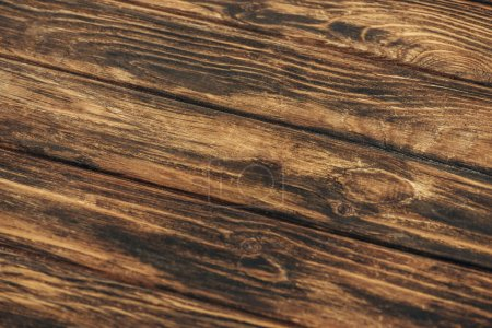 Photo for Wooden and textured surface with copy space - Royalty Free Image