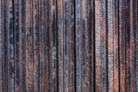 plein cadre de fond grungy en bois