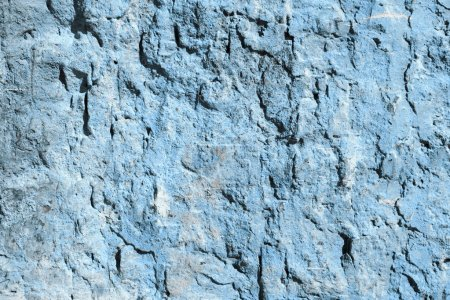 light blue rough wall textured background