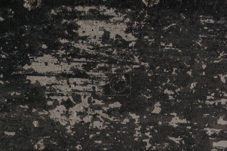 vieux noir tanné texture de mur de grunge