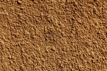 close-up view of brown concrete wall textured background