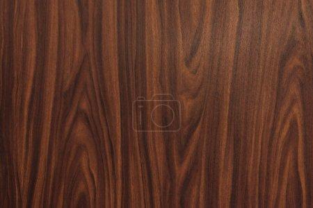 close-up view of dark brown hardwood texture
