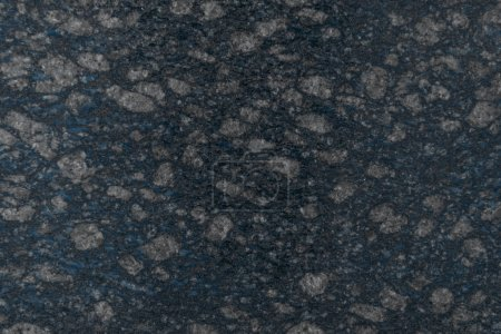 close-up view of black marble textured background