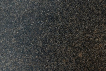 Photo for Full frame view of black marble textured background - Royalty Free Image