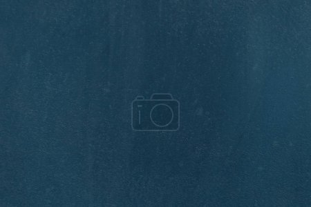 full frame view of dark blue concrete background
