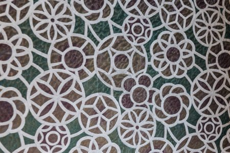 Photo for Full frame background of beautiful decorative floor - Royalty Free Image
