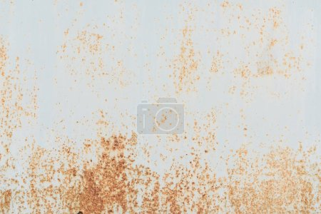 aged rusty metal textured background