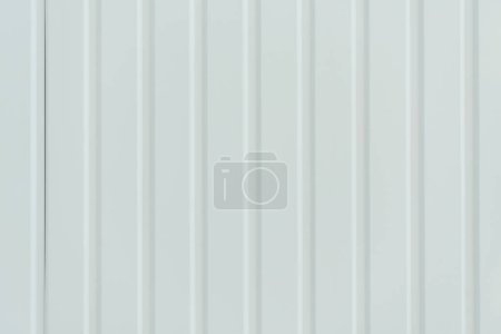 white wooden background with planks, full frame view