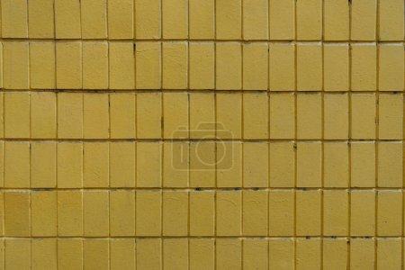 mur gris patiné avec vieilles briques, fond plein cadre