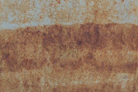 old scratched rusty metal background