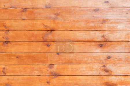 brown horizontal wooden planks textured background