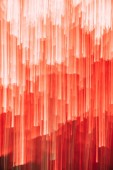 beautiful bright shiny red vertical stripes, abstract background