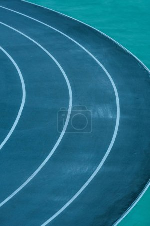 white lines at stadium, urban geometric background