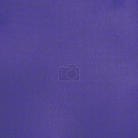 Photo pour Bleu textile texture comme arrière-plan pour la conception des œuvres- - image libre de droit
