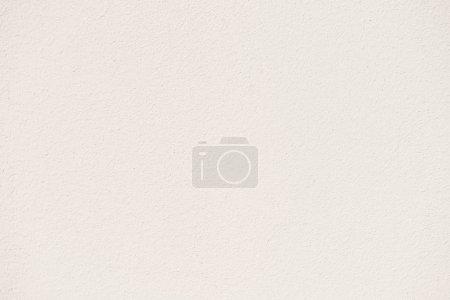 Photo pour Image plein cadre de fond mural beige - image libre de droit