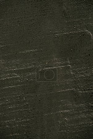 full frame image of cement layer on wall background