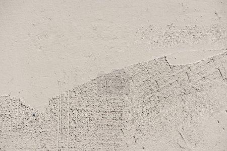Photo pour Image plein cadre de fond de mur de mastic - image libre de droit