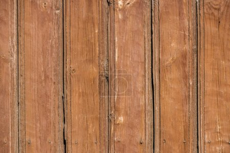 full frame image of wooden fence background