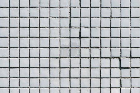 Foto de Imagen de fotograma completo de fondo de pared de cerámica - Imagen libre de derechos