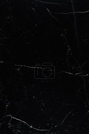 abstract black marble stone texture with natural pattern
