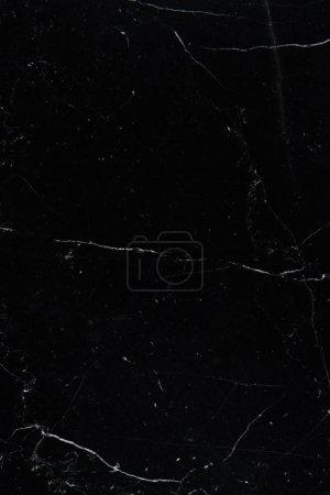 abstrait texture de Pierre de marbre noir avec motif naturel