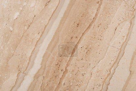 Photo pour Fond beige avec pierre de marbre clair - image libre de droit