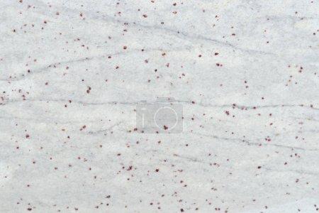 légère texture de Pierre de marbre gris à pois