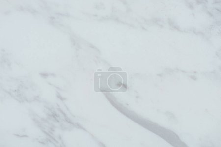 Photo for Abstract background with light grey marble stone - Royalty Free Image