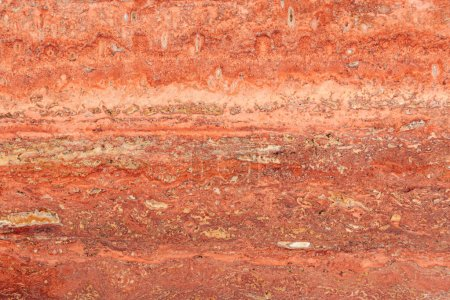 abstract orange marble texture with natural pattern