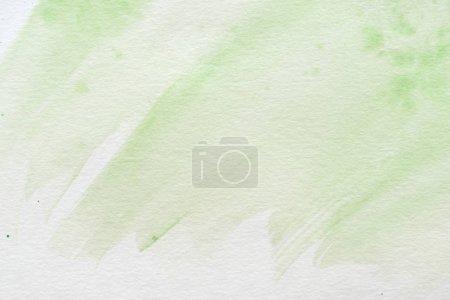 Photo pour Abstrait vert texture aquarelle créative - image libre de droit