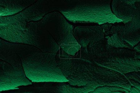 Photo pour Surface sèche des sols stériles, concept de réchauffement climatique - image libre de droit