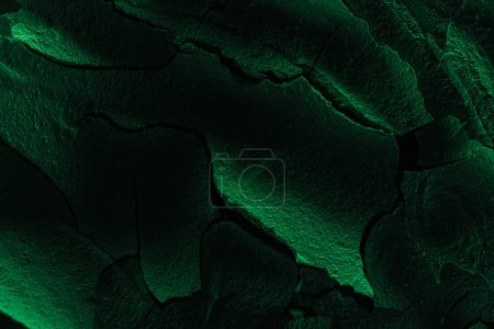 Photo for Cracked wasteland surface, global warming concept - Royalty Free Image