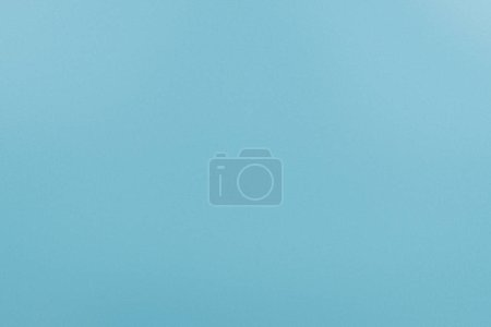 Photo for Blue, empty, colorful and blank background with copy space - Royalty Free Image