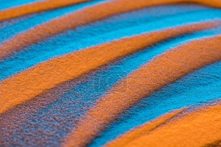 Foto de Vista de cerca de fondo texturizado con filtro de arena y color - Imagen libre de derechos