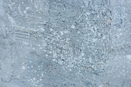 Photo pour Mur texturé abstrait rugueux en béton gris - image libre de droit