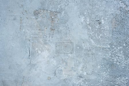 Photo for Rough abstract grey concrete textured wall - Royalty Free Image