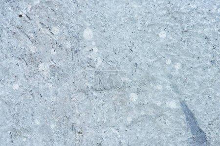 Photo pour Surface texturée abstraite rugueuse en béton gris - image libre de droit