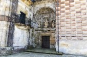 Somarriba, Spain. The Palacio de Elsedo, also called the Palacio de los Condes de Torrehermosa, a palace and museum located in the municipality of Lierganes, Cantabria