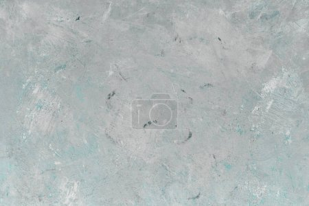 full frame shot of grungy grey concrete surface
