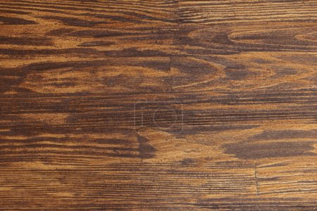 horizontal dark brown wooden textured background