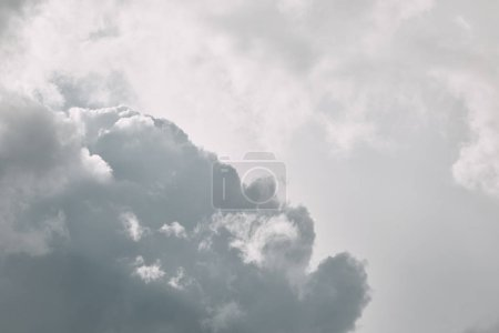 full frame image of cloudy sky background