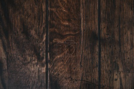 Photo for Texture of rustic wooden wall for background - Royalty Free Image