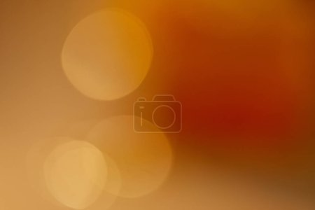 close up view of blurred honey texture as background