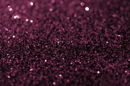 shiny abstract dark purple glitter texture