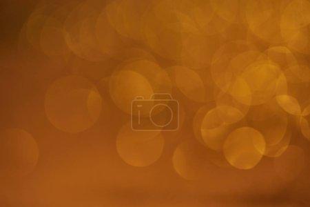 Photo for Golden bokeh festive christmas background - Royalty Free Image