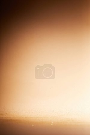 beige light background with glittering sequins