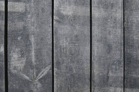 wooden grey grungy striped fence
