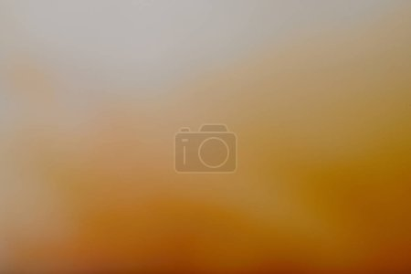 abstract orange watercolor paint background