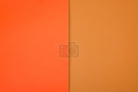 Photo for Full frame image of orange surface background - Royalty Free Image